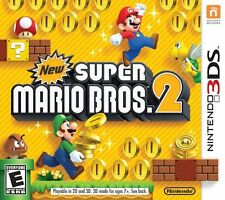 3DS New Super Mario Bros. 2  (For Nintendo 3DS)  Brand NEW