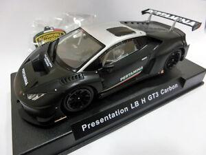 Spielzeug Kinderrennbahnen Lb Huracan Gt3 Kohlenstoff Edition+schlüsselanhänger Lamborghini Sideways