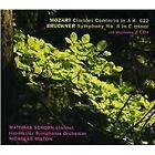 Mozart: Clarinet Concerto in A, K. 622; Bruckner: Symphony No. 8 in C minor (2013)