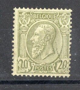 Belgica-Sello-Nueva-N-47-Valor