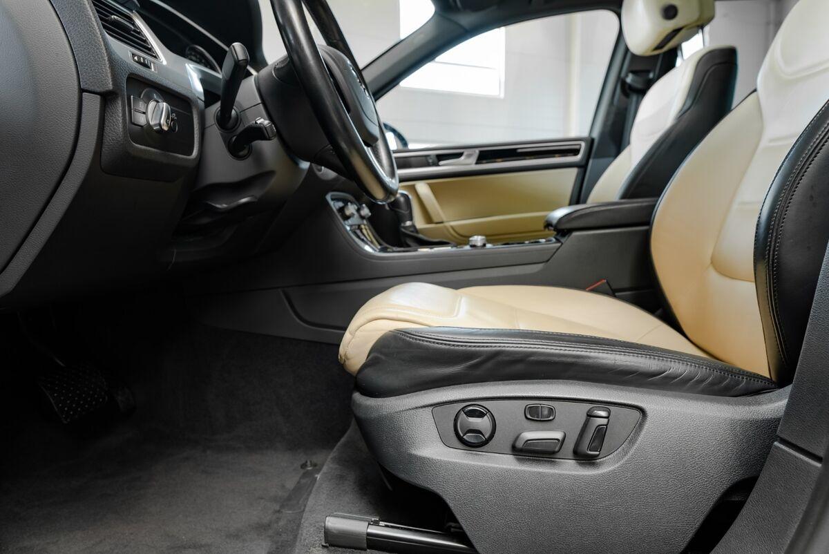 VW Touareg V6 TDi 262 Tiptr. 4Motion