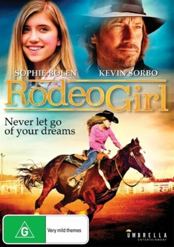 1 of 1 - Rodeo Girl (DVD, 2016)