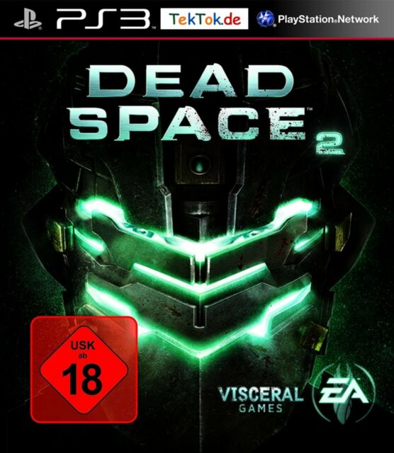 Dead Space 2 (Sony PlayStation 3, DVD-Box) PS3