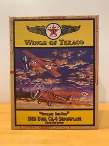 *Limited Edition* Wings of Texaco #9: 1929 Spokane Sun-God Airplane Bank