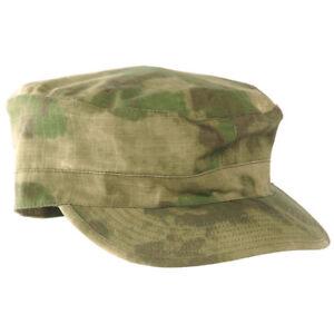 335cffce5 Details about MIL-TEC ACU STYLE TACTICAL PATROL HAT ARMY UNIFORM FIELD CAP  MIL-TACS FG CAMO