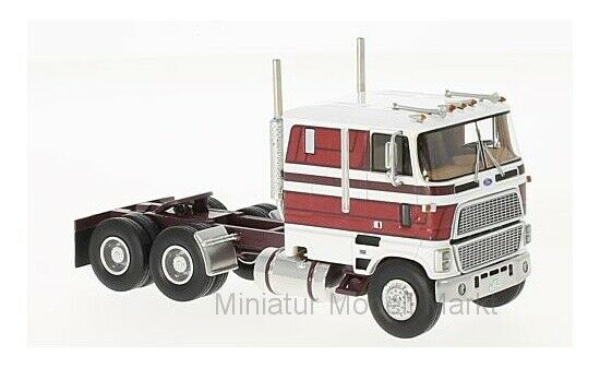 Neo Ford CLT-9000 - White Red-Tractor - 1983 - 1 64