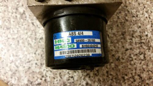 HYUNDAI SANTA FE 2.0 CRDi ABS PUMP 58900-26160 5890026160 ECU 02956-26110