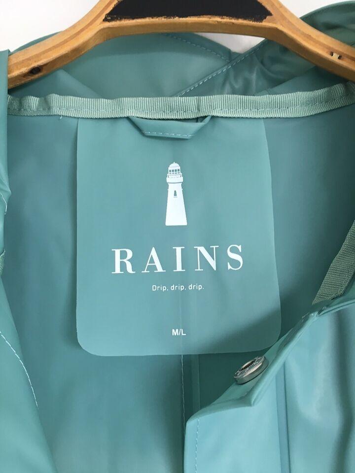 Regnjakke, str. 40, Rains
