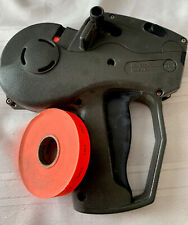 Avery Monarch Paxar 1131 Price Tag Gun Label Marker With 2 Sale Sticker Rolls