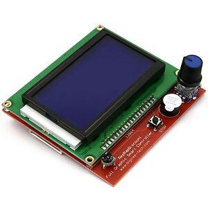 12864-Smart-LCD-Display-Controller-Panel-Modul-fuer-RAMPS-1-4-3D-Drucker-RepRap