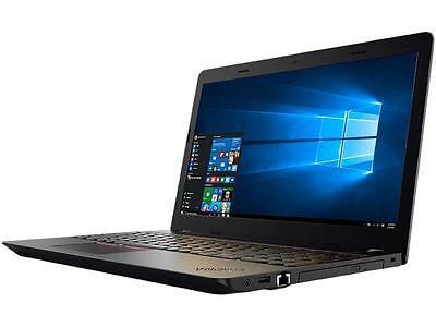 "Lenovo ThinkPad E570 15.6"" Intel Core i5 4GB 500GB"