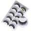 Beauty-5-Pairs-Makeup-Handmade-Natural-Fashion-Long-False-Eyelashes-Eye-Lashes thumbnail 13