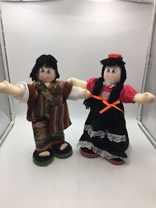HAND-MADE-FREE-STANDING-DOLLS-MADE-IN-PERU