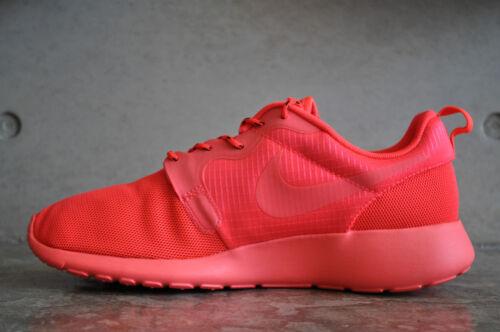 Run Noir Rouge 3m Nike Roshe Pourpre unisexe Femmes Crimson Laser Volt z4nz6Ywtq