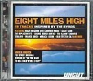Eight Miles High - 19 tracks Inspired By The Byrds - Music CD -  -   -  - Very G