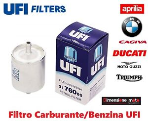 31760-Filtro-Carburante-Benzina-034-UFI-034-per-TRIUMPH-Speed-Triple-1050-dal-2005-gt