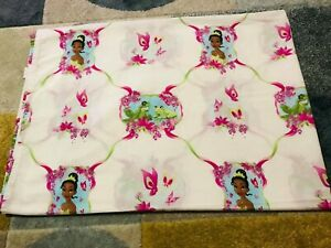Tiana From Princess And The Frog Flat Twin Bed Sheet Ebay