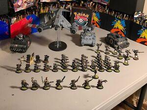 Warhammer-40k-ADEPTUS-SORORITAS-SISTERS-OF-BATTLE-LOT-AVENGER-FORGEWORLD