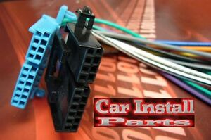 chevy oem stock radio wire harness plug 1988 2005 image is loading chevy oem stock radio wire harness plug 1988