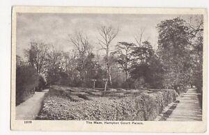The-Maze-Hampton-Court-Palace-Vintage-Postcard-176a