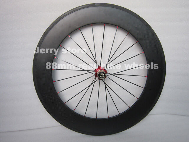 88mm tubular rear wheelset only 700C  Beste quality and price  fast delivery and free shipping on all orders