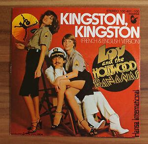 Single-7-034-VINYL-Kingston-Kingston-Lou-and-the-Hollywood-Bananas