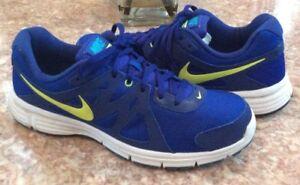 e760964c42baf Nike Revolution 2 Men s Hyper Blue Turquoise Running Shoes Size 14 ...