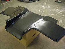 Carbon Fibre Rear Diffuser Body Kit Mazda RX7 Nissan Skyline R33 Toyota Supra