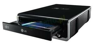 New LG 24x External USB2.0 DVD/CD Combo DVDRW Burner Drive DVD ROM for PC MAC