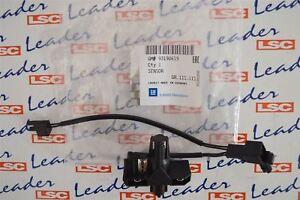 Gelenk Sensor Neu 93190619 Original Opel Astra H Twintop Kofferraum Lind