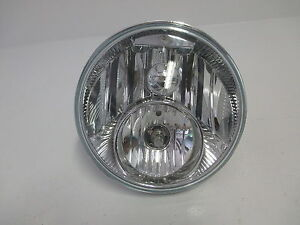 s l300 harley davidson oem dual bulb halogen headlamp head light w GM Headlight Wiring Harness at eliteediting.co