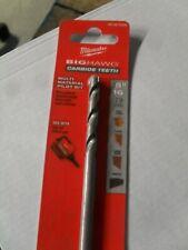 Milwaukee Tool 49 56 9300 Big Hawg Hole Saw Pilot Bit Carbide Tip 516