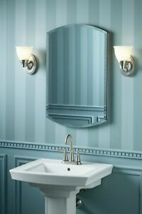 bathroom mirror medicine chest cabinet mirrored large