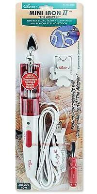 Clover MINI IRON II THE ADAPTER No. 9100 - Safety Shield