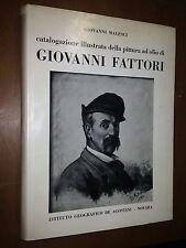 r - MALESCI - CATALOGAZIONE ILLUSTRATA....DI GIOVANNI FATTORI - DE AGOSTINI 1961