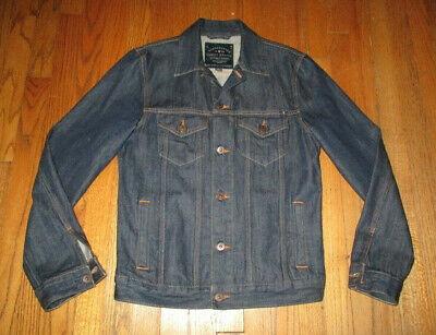 LUCKY BRAND Lakewood Denim Jacket SIZE MEDIUM  COLOR  Sunstone Wash