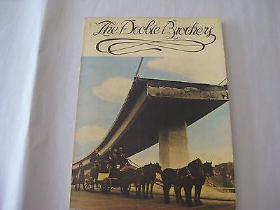 The Doobie Brothers Songbook Sheet Music Book 1973 Warner Bros. Paperback