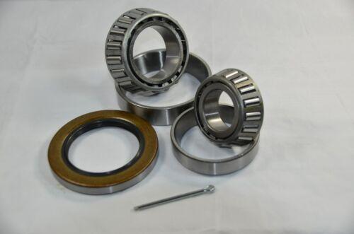 (Qty 2) K3-200 5200-7k lb.Trailer Kit 25580/20 14125A/14276 Bearings 10-36 Seal