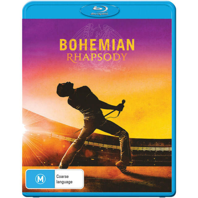 Bohemian Rhapsody (Blu-ray, 2019)