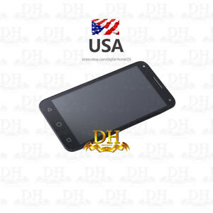 Details about For Alcatel U5 3G OT-4047X 4047D Repair LCD Display Touch  Screen Digitizer Frame