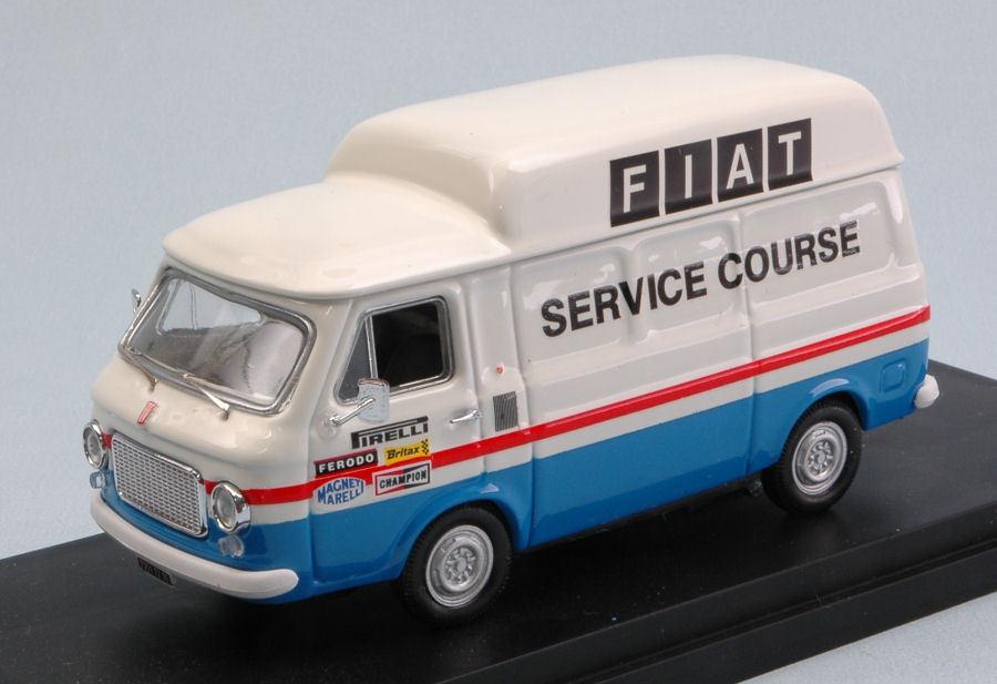 FIAT 238 assistenza FIAT FRANCE 1971 1:43 MODEL rio4528 Rio