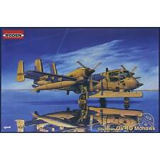 NEW Roden 1/48 OV1D Mohawk Recon Multi-Purpose US Aircraft 413