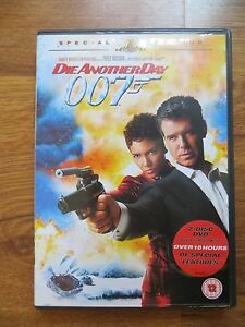 Die Another Day DVD 2003 2Disc Set - <span itemprop='availableAtOrFrom'>Beverley, United Kingdom</span> - Die Another Day DVD 2003 2Disc Set - Beverley, United Kingdom