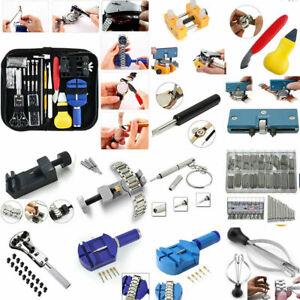 Metal-Protable-Watch-Repair-Tool-Remover-Spring-Pin-Bar-Kit-Back-Case-Opener