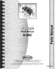 Hough H 50c Pay Loader Parts Manual Catalog