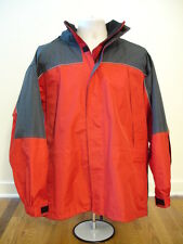 Mens Unbranded Size M Medium Ski Jacket Coat Shell Winter Snowboard Hiking Red
