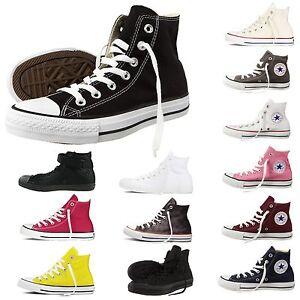 Details zu Converse Chuck Taylor All Star HI Schuhe Chucks Herren Damen  Sneaker mehrere Far