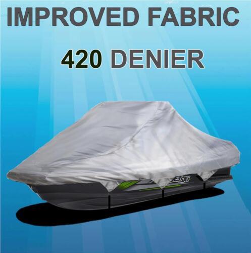 420D UV Reflective Jet Ski Cover Bombardier Sea Doo RXT 215 2010 2011Towable