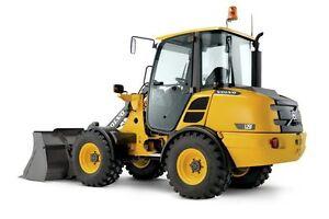 volvo l25f compact wheel loader service shop repair manual ebay rh ebay com Volvo Loader Brake Circuit volvo l70 wheel loader service manual