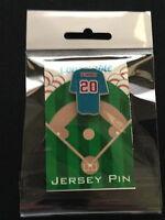 Philadelphia Phillies Mike Schmidt Jersey Lapel Pin-phillies Nation-collectable
